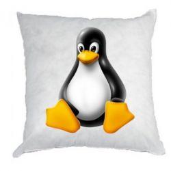 Подушка Пингвин Linux - FatLine