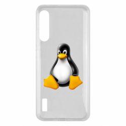 Чохол для Xiaomi Mi A3 Пингвин Linux