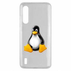 Чохол для Xiaomi Mi9 Lite Пингвин Linux