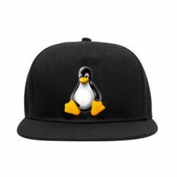 Снепбек Пингвин Linux - FatLine