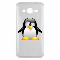 Чохол для Samsung J5 2015 Пінгвін