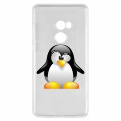 Чохол для Xiaomi Mi Mix 2 Пінгвін
