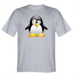 Мужская футболка Пингвинчик - FatLine