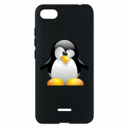 Чохол для Xiaomi Redmi 6A Пінгвін