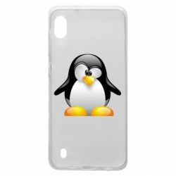 Чохол для Samsung A10 Пінгвін
