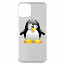 Чохол для iPhone 11 Пінгвін