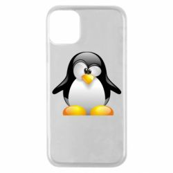 Чохол для iPhone 11 Pro Пінгвін