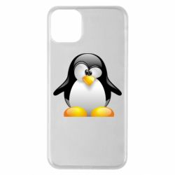 Чохол для iPhone 11 Pro Max Пінгвін