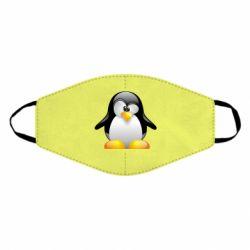 Маска для обличчя Пінгвін