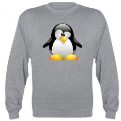 Реглан (свитшот) Пингвинчик - FatLine