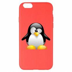Чохол для iPhone 6 Plus/6S Plus Пінгвін