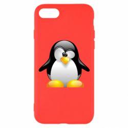Чохол для iPhone 8 Пінгвін