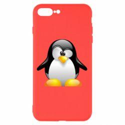 Чохол для iPhone 8 Plus Пінгвін