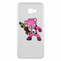 Чохол для Samsung J4 Plus 2018 Pink bear