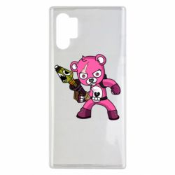 Чохол для Samsung Note 10 Plus Pink bear