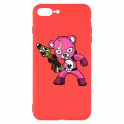 Чохол для iPhone 7 Plus Pink bear