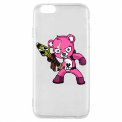 Чохол для iPhone 6/6S Pink bear
