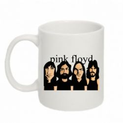 Кружка 320ml Pink Floyd Art