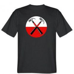 Мужская футболка Pink Floyd Main Logo - FatLine