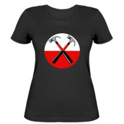 Женская футболка Pink Floyd Main Logo