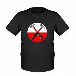 Детская футболка Pink Floyd Main Logo