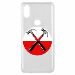 Чохол для Xiaomi Mi Mix 3 Pink Floyd Main Logo