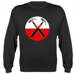Реглан (свитшот) Pink Floyd Main Logo - FatLine