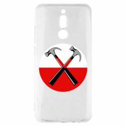 Чохол для Xiaomi Redmi 8 Pink Floyd Main Logo