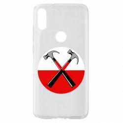 Чохол для Xiaomi Mi Play Pink Floyd Main Logo