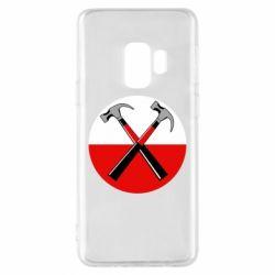 Чохол для Samsung S9 Pink Floyd Main Logo