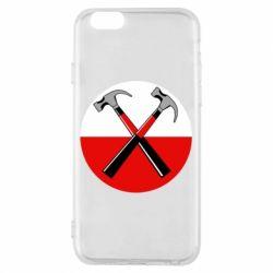Чохол для iPhone 6/6S Pink Floyd Main Logo