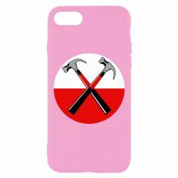 Чохол для iPhone 7 Pink Floyd Main Logo
