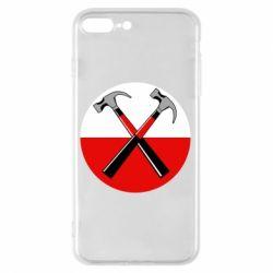 Чохол для iPhone 7 Plus Pink Floyd Main Logo