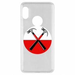 Чохол для Xiaomi Redmi Note 5 Pink Floyd Main Logo