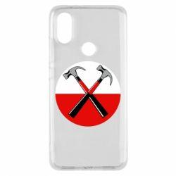 Чохол для Xiaomi Mi A2 Pink Floyd Main Logo