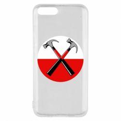 Чохол для Xiaomi Mi6 Pink Floyd Main Logo