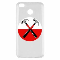 Чохол для Xiaomi Redmi 4x Pink Floyd Main Logo