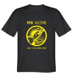 Мужская футболка Pink Floyd Wish You