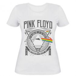 Жіноча футболка Pink Floyd