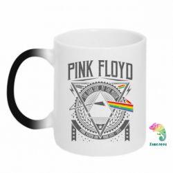 Кружка-хамелеон Pink Floyd
