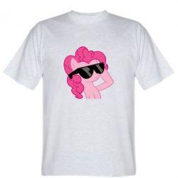Мужская футболка Pinkie Pie Cool