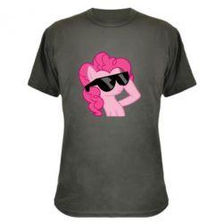 Камуфляжная футболка Pinkie Pie Cool