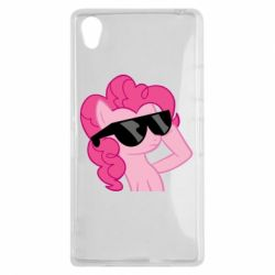 Чохол для Sony Xperia Z1 Pinkie Pie Cool - FatLine
