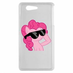 Чохол для Sony Xperia Z3 mini Pinkie Pie Cool - FatLine