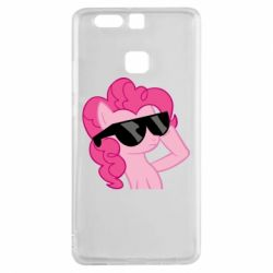 Чохол для Huawei P9 Pinkie Pie Cool - FatLine
