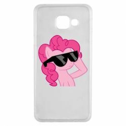 Чохол для Samsung A3 2016 Pinkie Pie Cool - FatLine