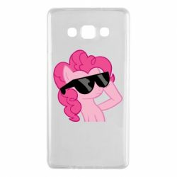 Чохол для Samsung A7 2015 Pinkie Pie Cool - FatLine