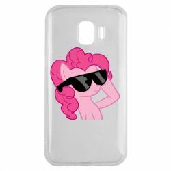 Чехол для Samsung J2 2018 Pinkie Pie Cool