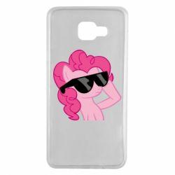 Чехол для Samsung A7 2016 Pinkie Pie Cool