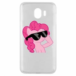 Чохол для Samsung J4 Pinkie Pie Cool - FatLine